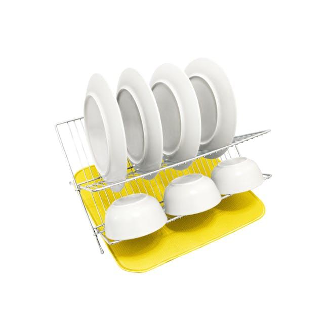 Dish Drying Mat Lemon - 0