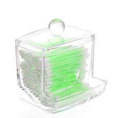 Acrylic Cotton Swab Holder