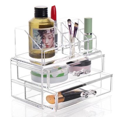 Compact Beauty Storage Organizer
