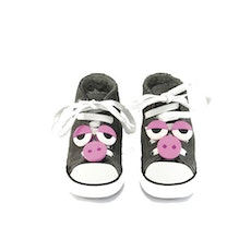 Wild Shoes - Pig