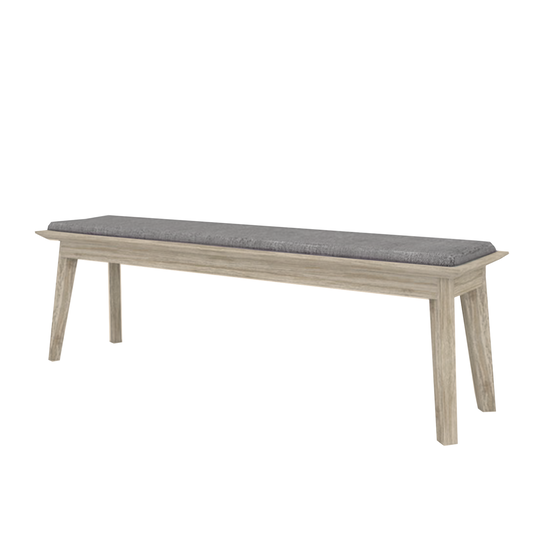 Leland by HipVan - Leland Cushioned Bench 1.5m