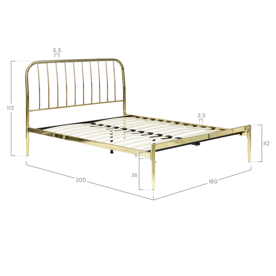 Gie Queen Bed Br Beds By