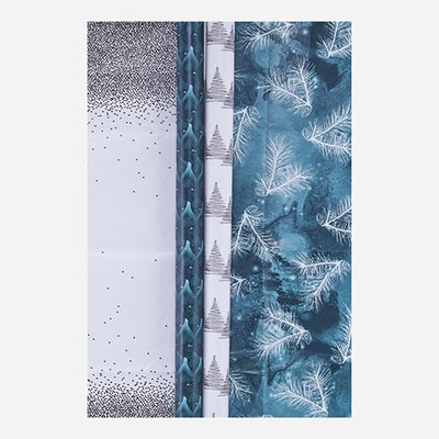 Seasons Gift Wrapping Paper Vol. 2 - Pack of 4 - Image 2