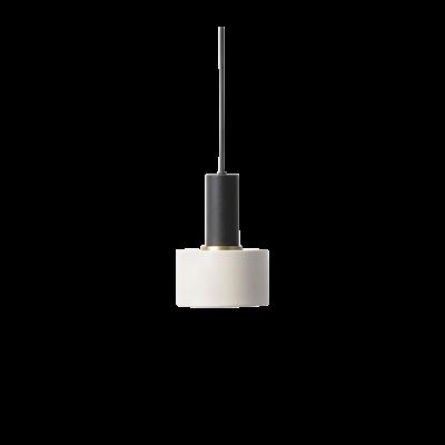 Victoria Pendant Lamp - Black,Light Grey - Image 1