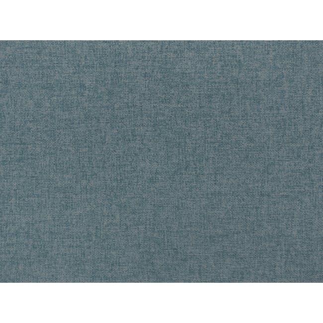 Quinn 2 Seater Sofa - Marble Blue - 7