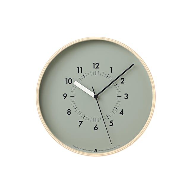SOSO Clock - Gray - 0