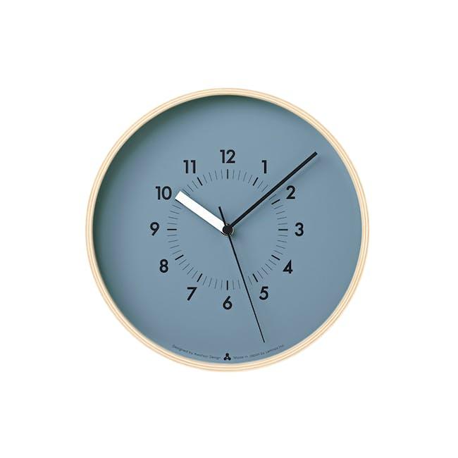 SOSO Clock - Blue - 1