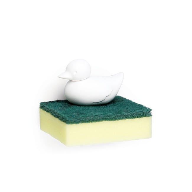 Duck Sponge Holder - White - 0