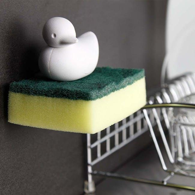 Duck Sponge Holder - White - 1