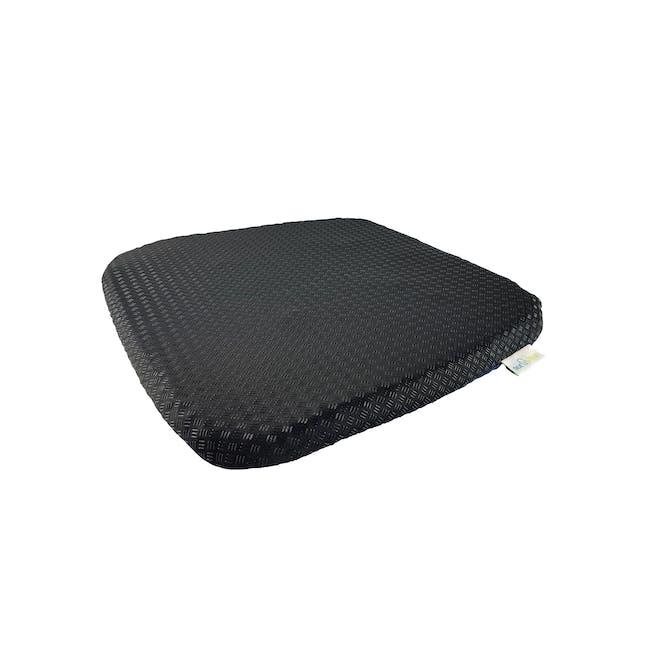True Relief TPE Seat Cushion - Coal Black - 2