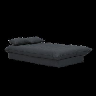 Tessa 3 Seater Storage Sofa Bed - Granite - Image 2
