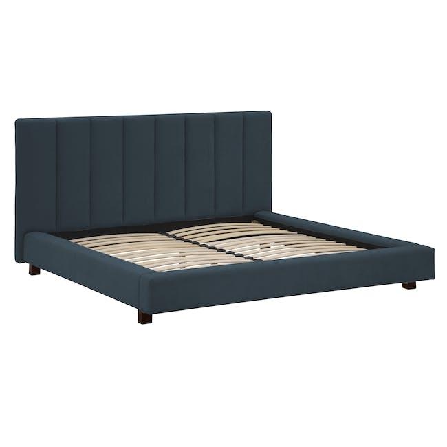Elliot Queen Bed - Midnight - 2