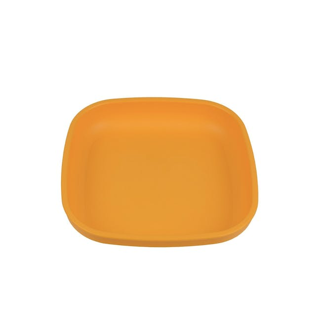 """Re-Play 7"""" Flat Plate - Sunny Yellow - 0"""
