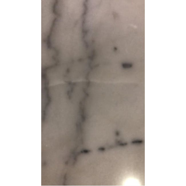 (As-is) Hagen Marble Console Table 1.2m - 1 - 7