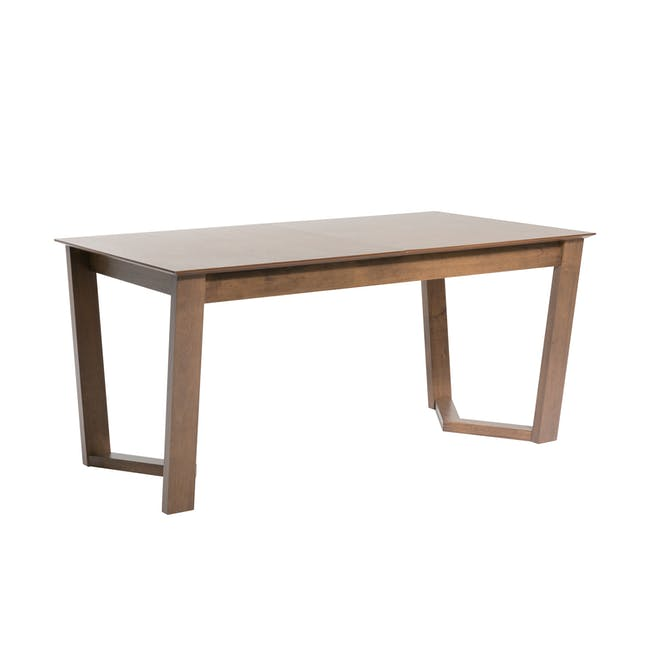 Meera Extendable Dining Table 1.6m - Cocoa - 5