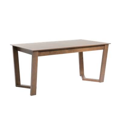 Meera Extendable Dining Table 1.6m - Cocoa - Image 1