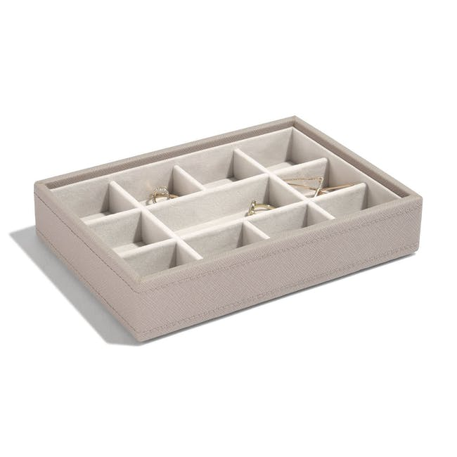Stackers Mini 11 Trinket Layer - Taupe - 2
