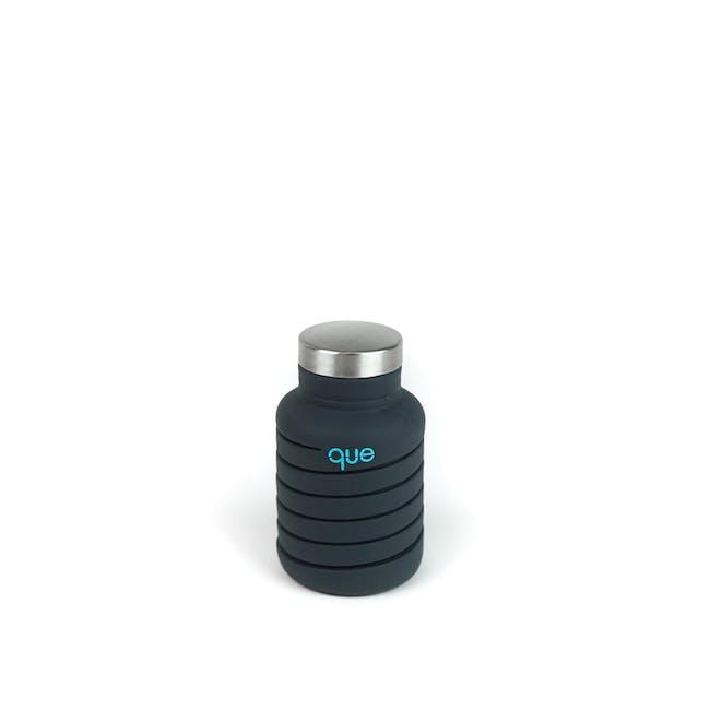 Que bottle - Charcoal - 5