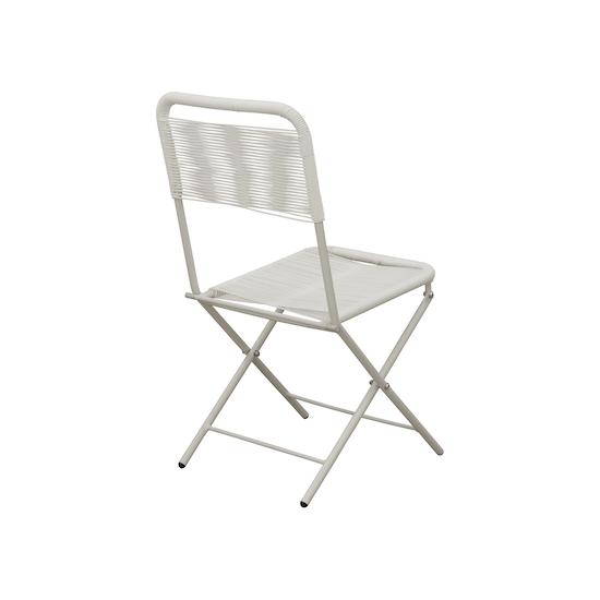 Acapulco - Acapulco Folding Chair - White