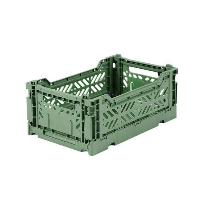 Aykasa Foldable Minibox - Sage - 0