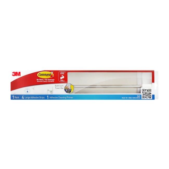 Command™ Primer Towel Bar - 2