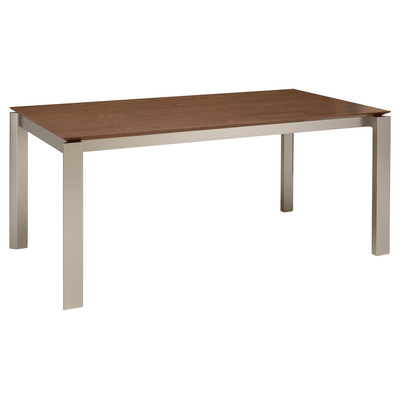 (As-is) Elwood Dining Table 1.8m - Cocoa - 1 - Image 1
