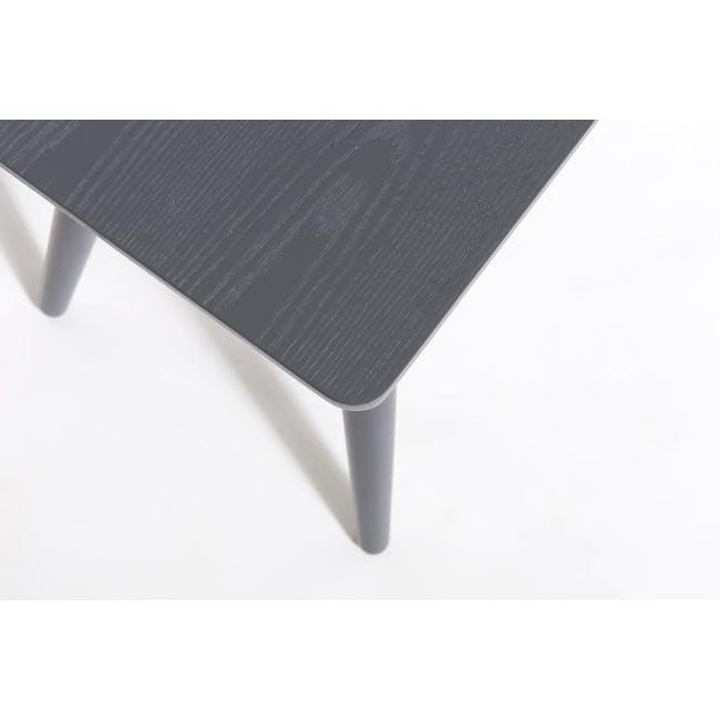 Marrim Bench 1.2m - Graphite Grey - 7