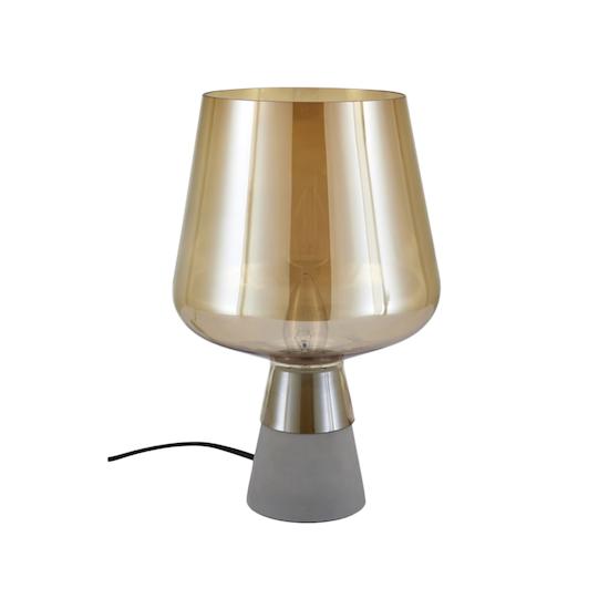Hayden table lamp amber hipvan hayden table lamp amber aloadofball Image collections