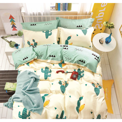(Queen) Gobi 5-pc Bedding Set - Image 2