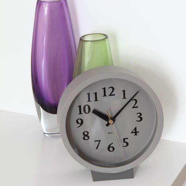 M Clock - Grey - 1