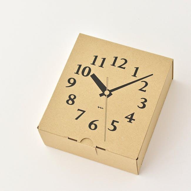 M Clock - Grey - 2