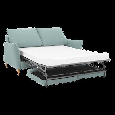 Agera Sofa Bed - Sea Green - Image 2