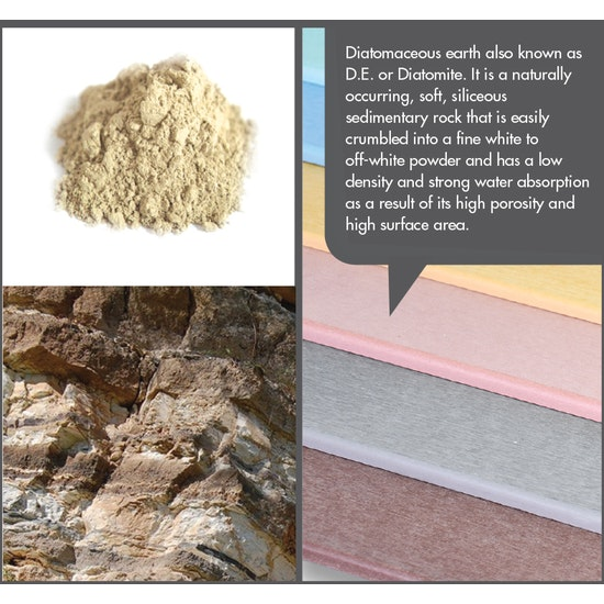 Houze - Diatomite Absorbent Mat - Marble