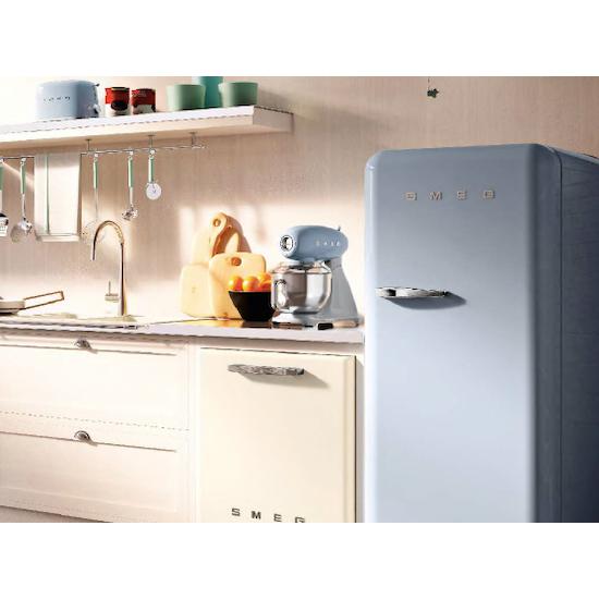 SMEG - Smeg 800W Stand Mixer - Pastel Blue