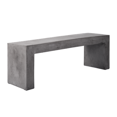Ryland Concrete Bench 1.2m - Image 2