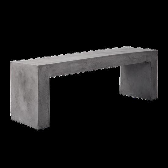 Concrete Furniture by HipVan - Ryland Concrete Bench 1.4m
