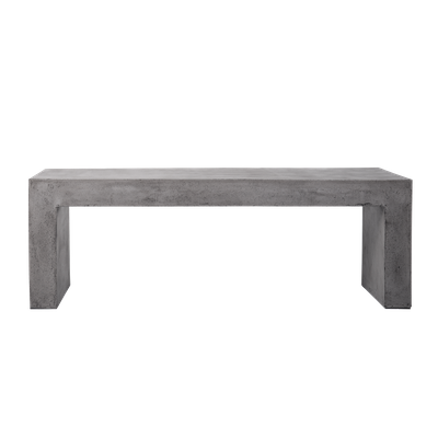 Ryland Concrete Bench 1.4m - Image 1