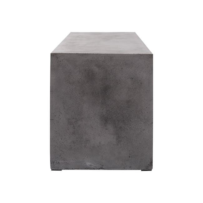 Ryland Concrete Bench 1.4m - 4