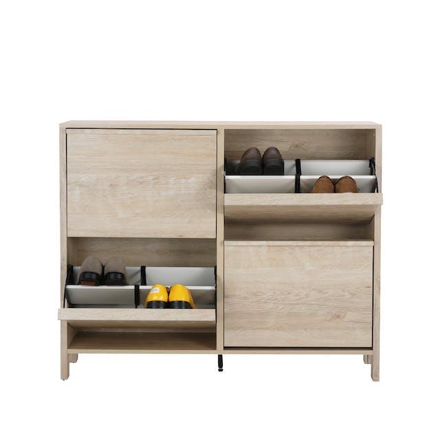 Scott Shoe Cabinet - 1