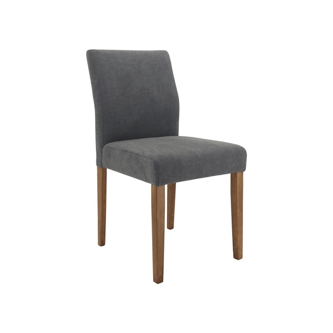 Ladee Dining Chair - Cocoa, Seal - 2