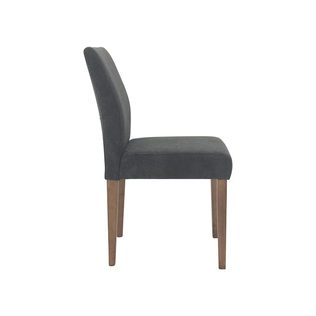 Ladee Dining Chair - Cocoa, Seal - 3