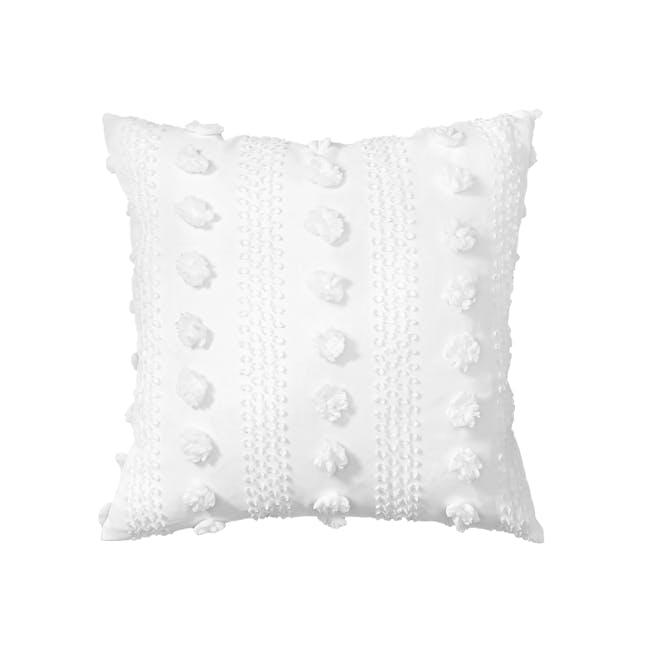 Snowballs in Whistler Throw Cushion - 0