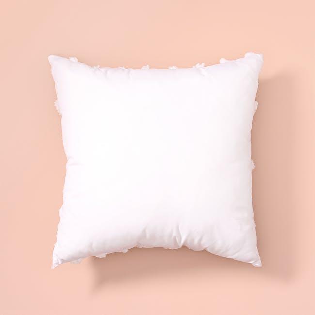 Snowballs in Whistler Throw Cushion - 2