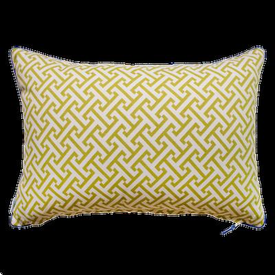 Gardenia Rectangle Cushion - Image 2