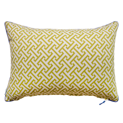 Gardenia Rectangle Cushion - Image 2