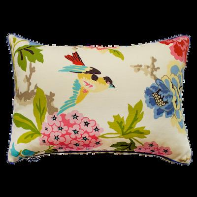 Gardenia Rectangle Cushion - Image 1