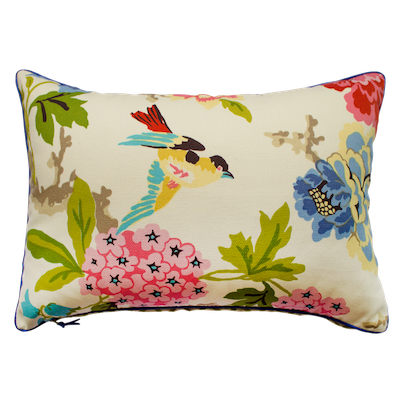 Gardenia Rectangle Cushion - Image 1