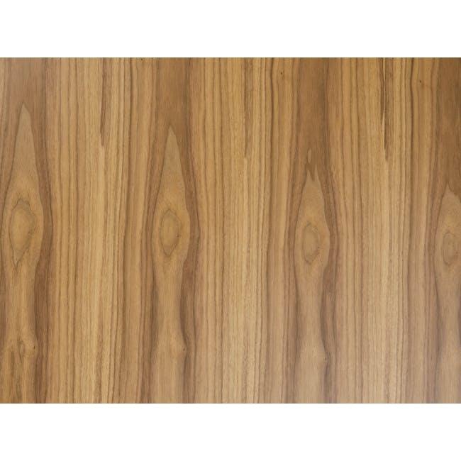 Hagen Dining Table 1.8m - Walnut - 5