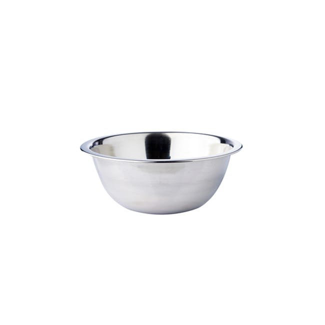 Stainless Steel Mixing Bowl - Medium - 0