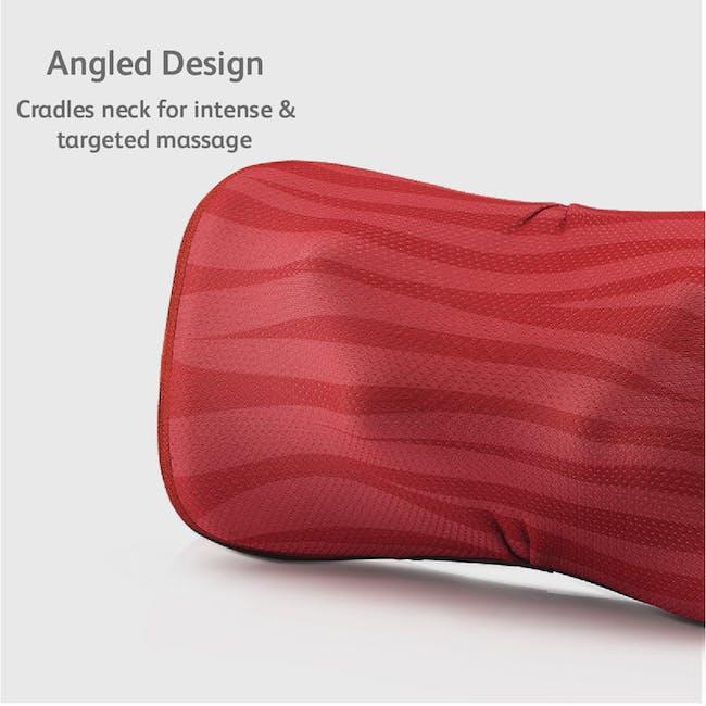 OSIM uCozy 3D Neck & Shoulders Massager - Red - 4
